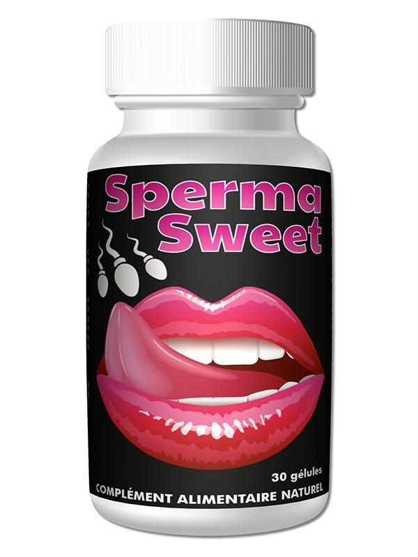 Gélules Sperma Sweet pour le Goût