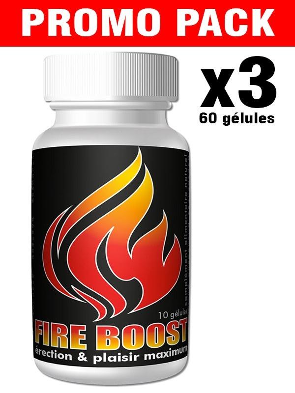 FireBoost Erection et Endurance 3 x20