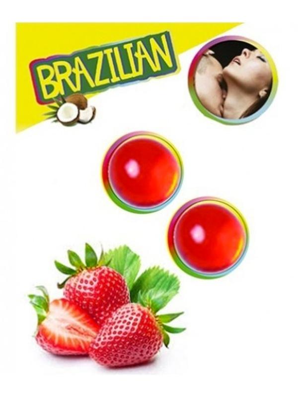 Lubrifiant Intime Brésilien Perles Magiques x2