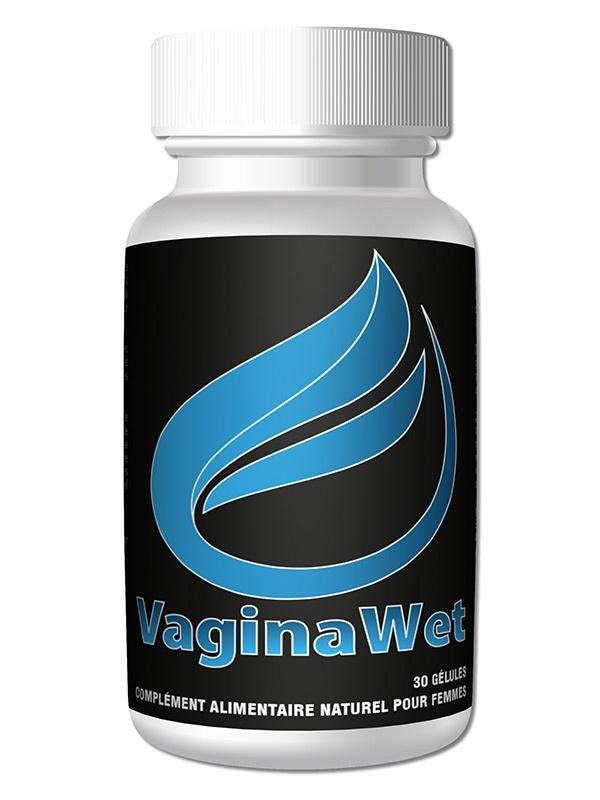 Gélules Lubrification Féminine VaginaWet