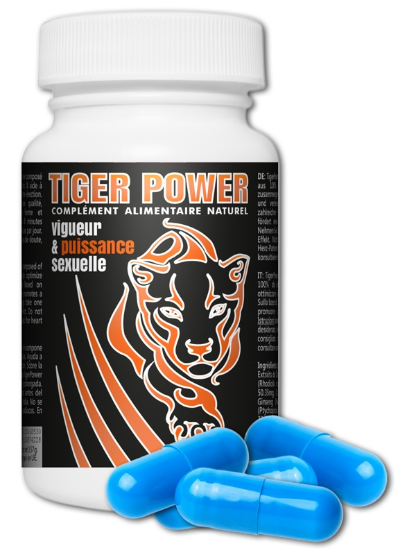 Tiger Power 10 gélules