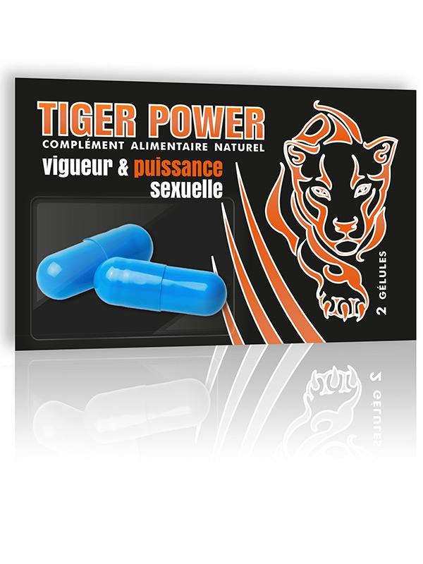 Tiger Power Trial 2 Caps
