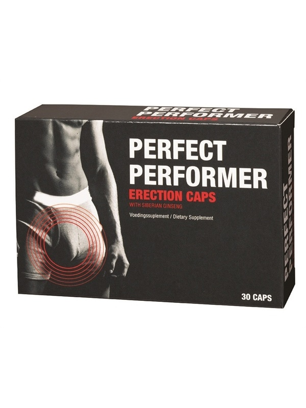 Perfect Performer Erection Booster Tabs
