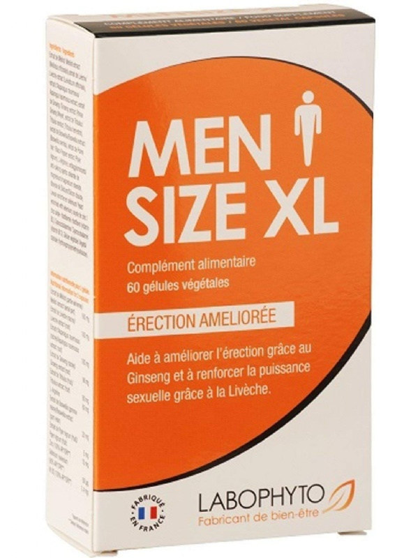 Aphrodisiaque Men Size XL