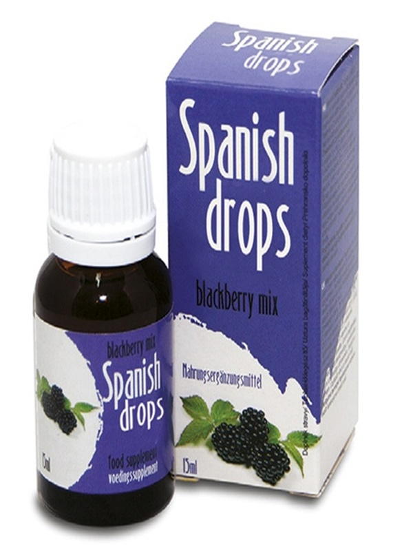Spanish Drops Blackberry Mix for Men and Women