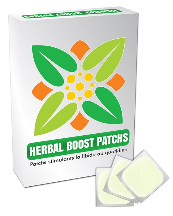 Herbal Patchs Libido Booster