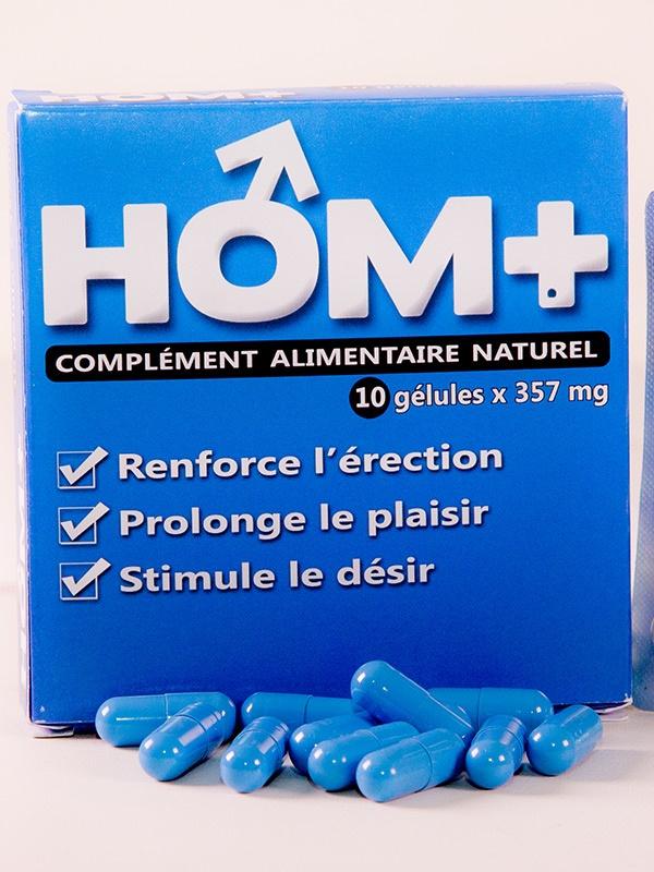 HOM+ 10 pills