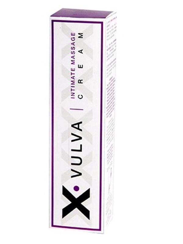 Crème de Massage Intime X Vulva