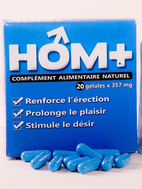 HOM+ 20 gélules