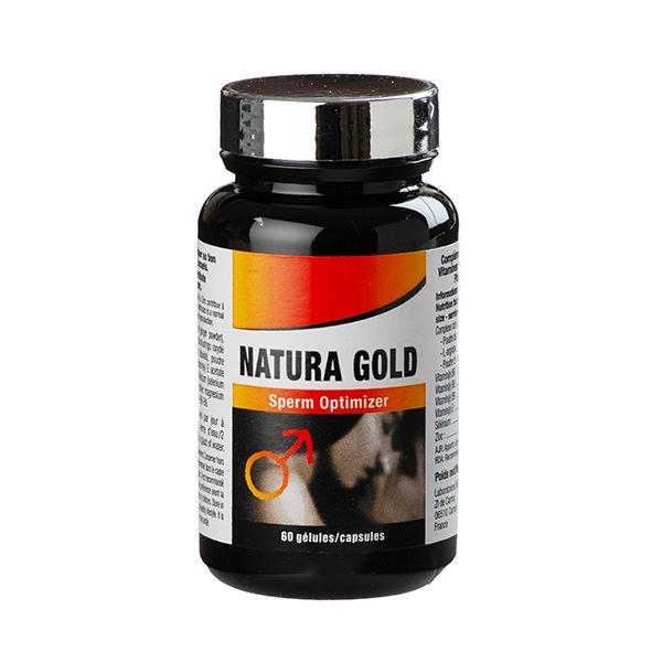 Booster de Sperme Natura Gold