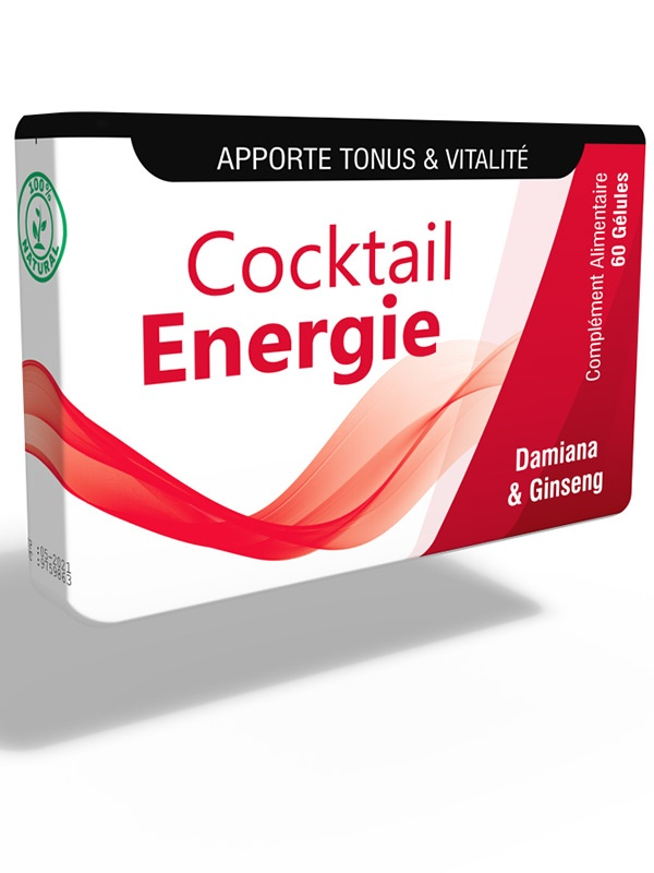 Energy Cocktail Tonus and Vitality