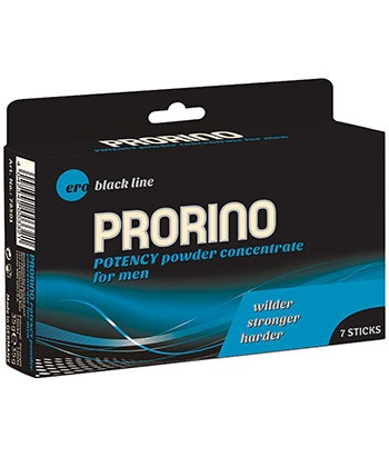 Prorino Powder Homme concentrée x 7