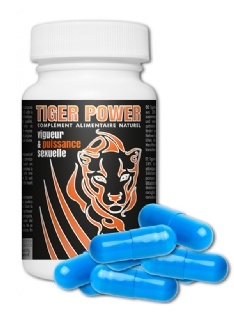 Tiger Power Booster d'Erection x20