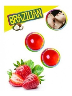 Brazilian Intimate Lubricant Magic Pearls 2 units