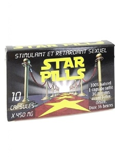 Star Pills for Erection 10 units