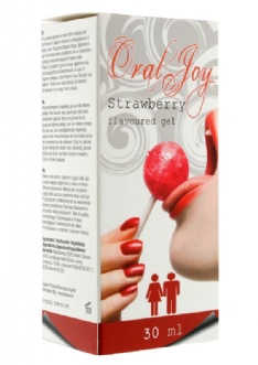 Oral Joy New Strawberry 30 ML
