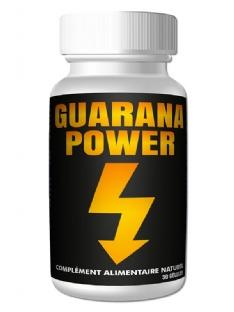 Complément Guarana Power