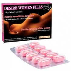 Gélules Spéciales Libido Desire Women 10x