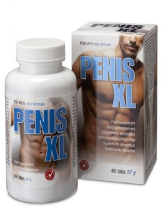 Penis XL Tablets - Increase Penis Size