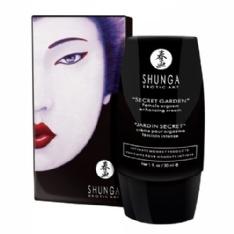 Shunga Secret Garden Female Orgasm Cream Intense