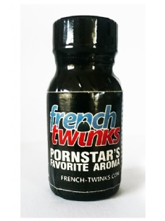 Poppers French Twinks