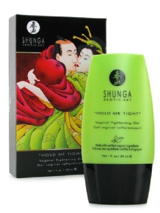 Gel Vaginal Raffermissant Hold me Tight de Shunga