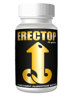 Booster d'Erection Erectop