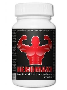HeromaXXX Erection and Tonus x 20
