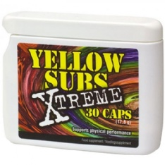 Yellow Subs Xtreme formule énergie