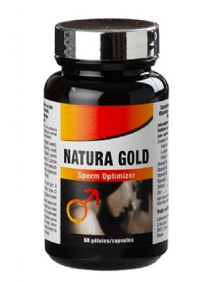 Booster de Sperme Natura Gold
