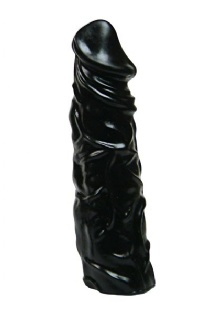 Dildo Black Shine