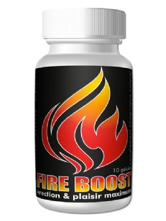 FireBoost Erection et Endurance x10