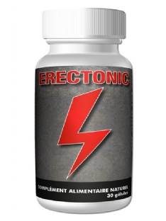 Erectonic Favorise l'érection