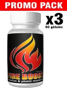 FireBoost Pack Promo 3x10