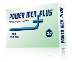 Power Men Plus Erection Booster