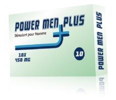 Stimulant pour homme Power Men Plus