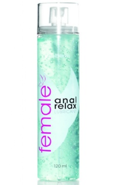 FEMALE RELAX ANAL LUBE 120 ML