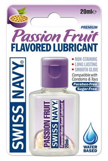 Lubrifiant Swiss Navy Fruit