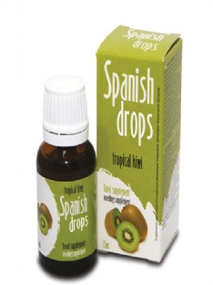 Spanish Drops Tropical Kiwi