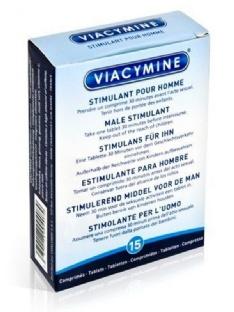Stimulant Sexuel Viacymine x15