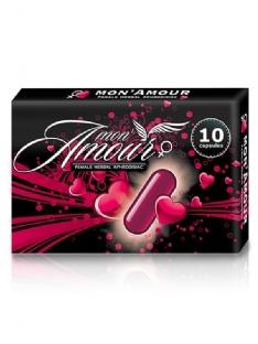 Aphrodisiac Mon Amour for Women 10 units