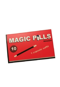 Magic Pills 10 gélules