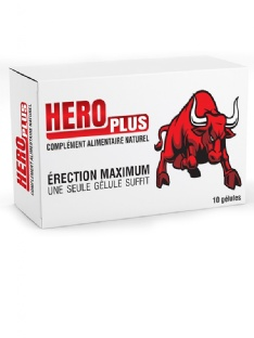Sexual Performance Hero Plus 10 unit
