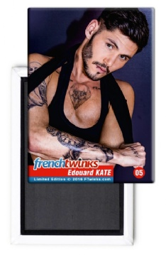 Collector Magnet Edouard Kate