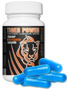 Tiger Power 20 caps
