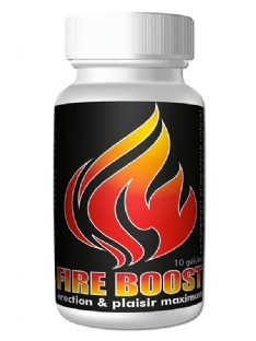 FireBoost Erection and Endurance