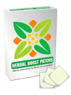 Herbal Patchs Libido Booster 15 units