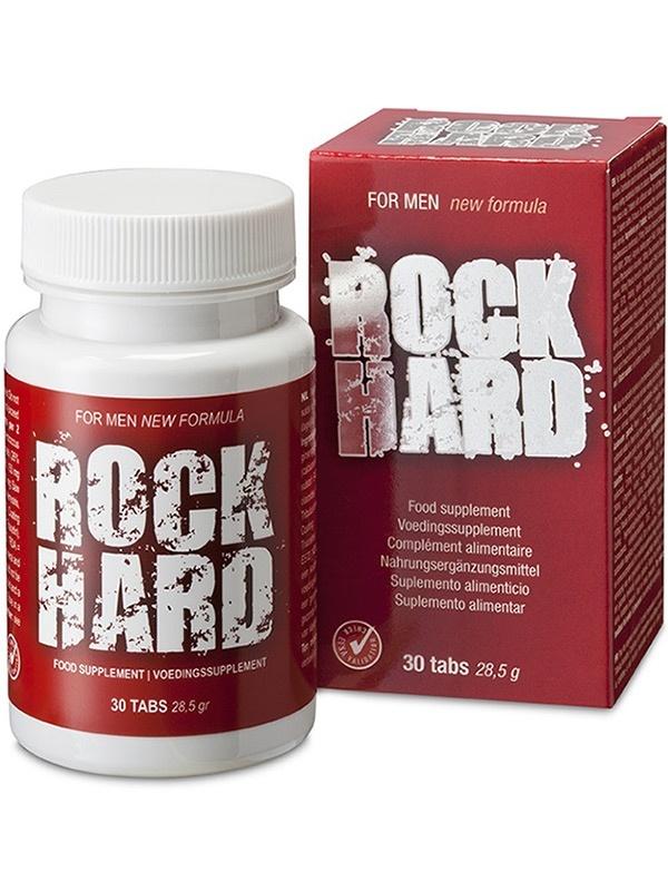 Rock Hard Agrandissement du Pénis