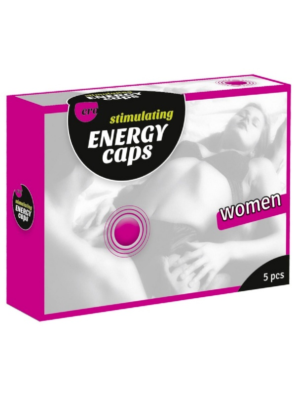 Energy Caps Stimulating for Women